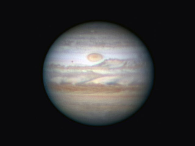 Jupiter on July 4, 2007
