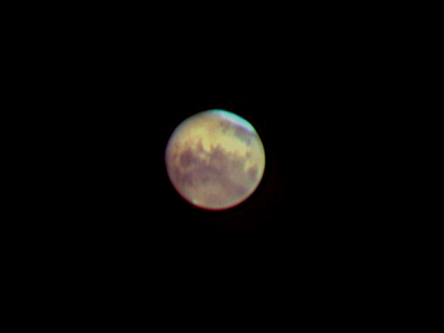 Videos of the planets: Jupiter, Mars, Saturn, Venus and the