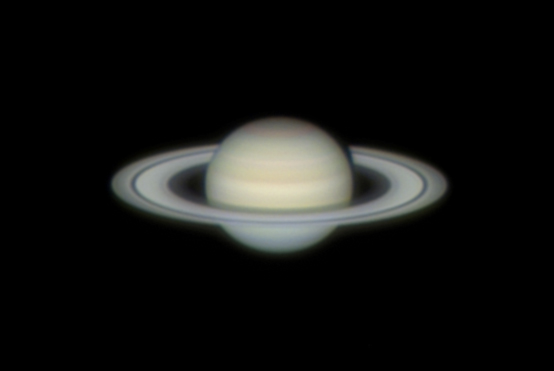 Saturn on March 11, 2007