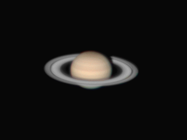 Saturn on april 07, 2006